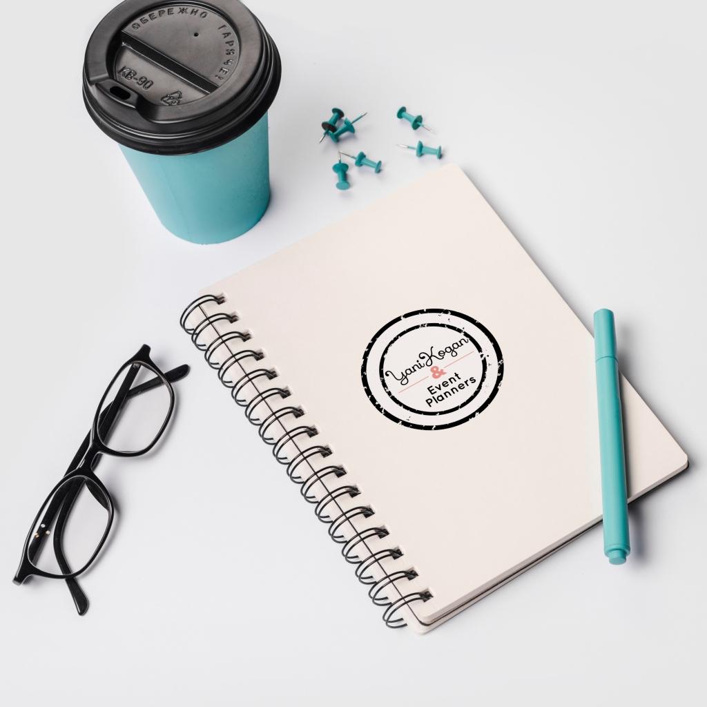 cuaderno personalizado para wedding planner y event planner